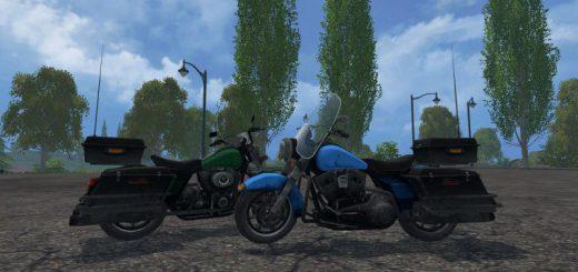 Другие моды для Мод мотоцикл Harley-Davidson V1.0 для Farming Simulator 2015