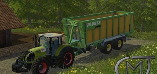 Прицепы для Мод прицеп-самосвал Joskin Drakkar V1.0 для Farming Simulator 2015
