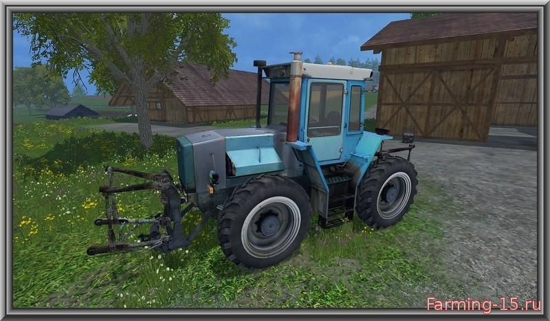 Русская техника для Мод трактор «ХТЗ 16331 v1.5» для Farming Simulator 2015
