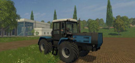 Русская техника для Мод трактор ХТЗ 17221-21 для Farming Simulator 2015.