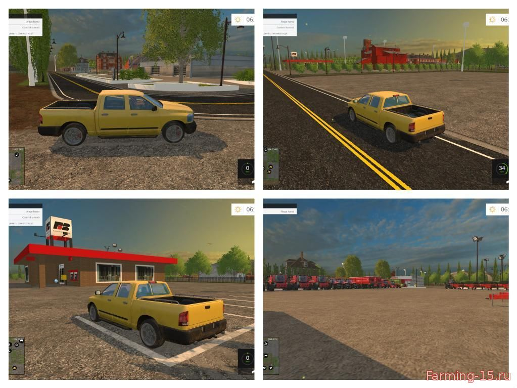 Карты для Карта Canadian Prairies V4.1 для Farming Simulator 2015