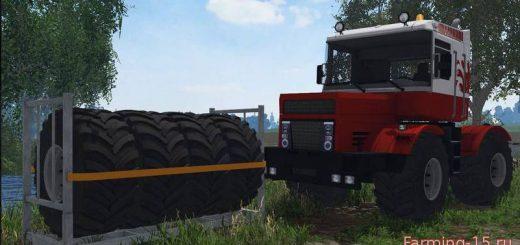 Русская техника для Мод трактор Кировец «Магнум M560» для Farming Simulator 2015