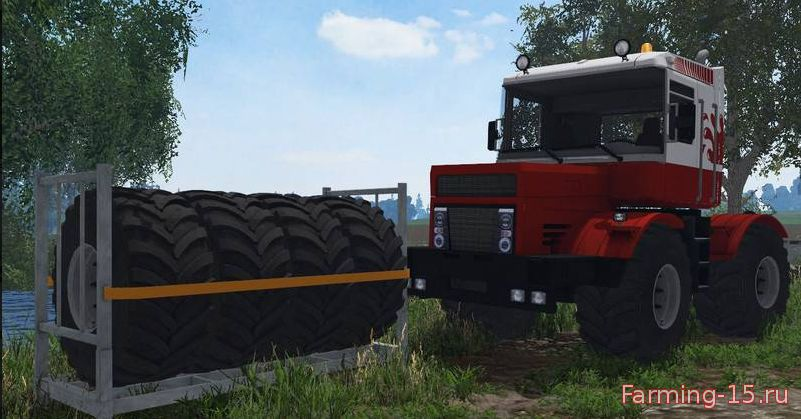 Русская техника для Мод трактор Кировец «Магнум M560» для Farming Simulator 2015