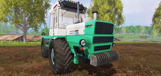 Русская техника для Мод трактор ХТЗ Т-200К v1.0 для Farming Simulator 2015