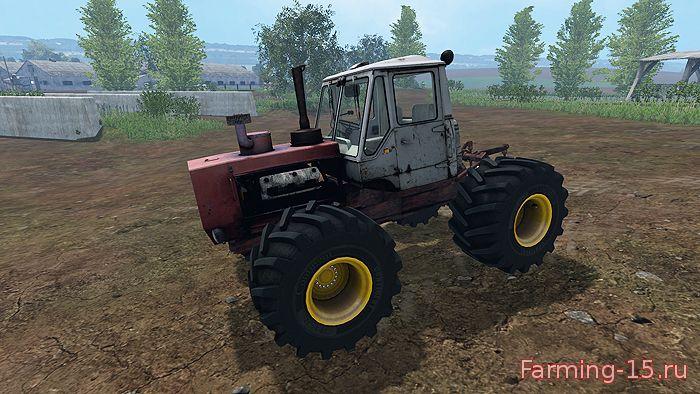 Русская техника для Мод трактор Т-150 для Farming Simulator 2015