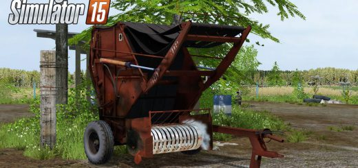 С/Х инвентарь для Мод тюкопресс «ПРП-1.6» для Farming Simulator 2015