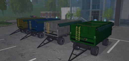 Прицепы для Мод прицеп «2-ПТС6» для Farming Simulator 2015