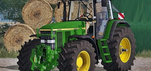 Погрузчики для Мод трактор John Deere 7810 для Farming Simulator 2015