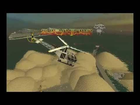 Другие моды для Мод вертолет TFSG AIR TRANS TFSGROUP для Farming Simulator 2015