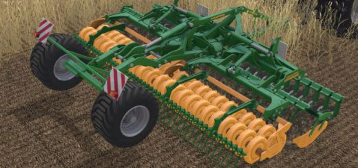 С/Х инвентарь для Мод культиватор Amazone Catros 6001 для Farming Simulator 2015