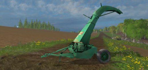С/Х инвентарь для Мод косилка КИР-1.5 М для Farming Simulator 2015