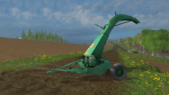 С/Х инвентарь для Мод косилка КИР-1.5 М для Farming Simulator 2015