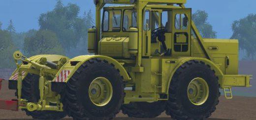 Русская техника для Мод трактор K-700A v 1.0 для Farming Simulator 2015
