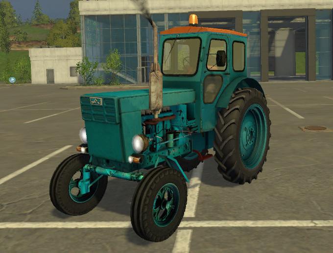 Русская техника для Мод трактор ЛТЗ Т-40 v 2.0 для Farming Simulator 2015