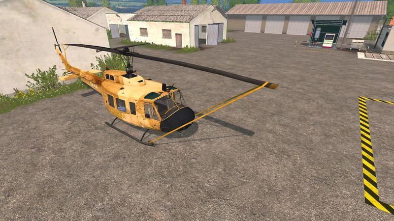 Другие моды для Мод вертолета для Farming Simulator 2015