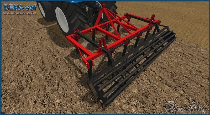 С/Х инвентарь для Мод культиватор «Dena» для Farming Simulator 2015
