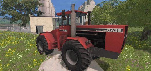 Тракторы для Мод трактор Case Steiger 9190 v 1.0 для Farming Simulator 2015