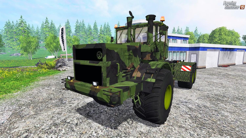 Русская техника для Мод трактор К-700 HKL v1.0 для для Farming Simulator 2015