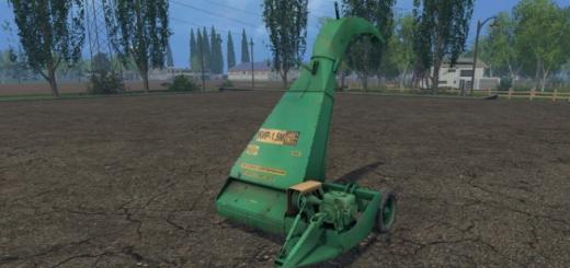 Русская техника для Мод прицепного комбайна КИР-1.5М для Farming Simulator 2015