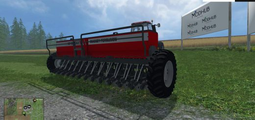 С/Х инвентарь для Мод сеялка Massey Ferguson 326 v1.0 для Farming Simulator 2015