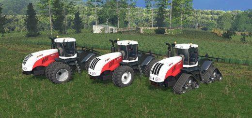 Тракторы для Мод-пак тракторов Steyr 6600 CVT v 1.0 для Farming Simulator 2015