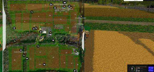Карты для Карта «Fazenda Pandora v 3.0» для Farming Simulator 2015