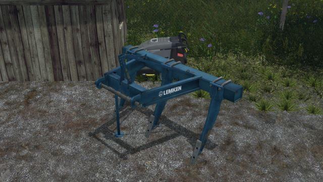 С/Х инвентарь для Мод навесной глубокорыхлитель Lemken Labrador v 2.0 для Farming Simulator 2015