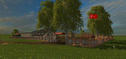 Карты для Карта Trakya Map v2.0.0 для Farming Simulator 2015