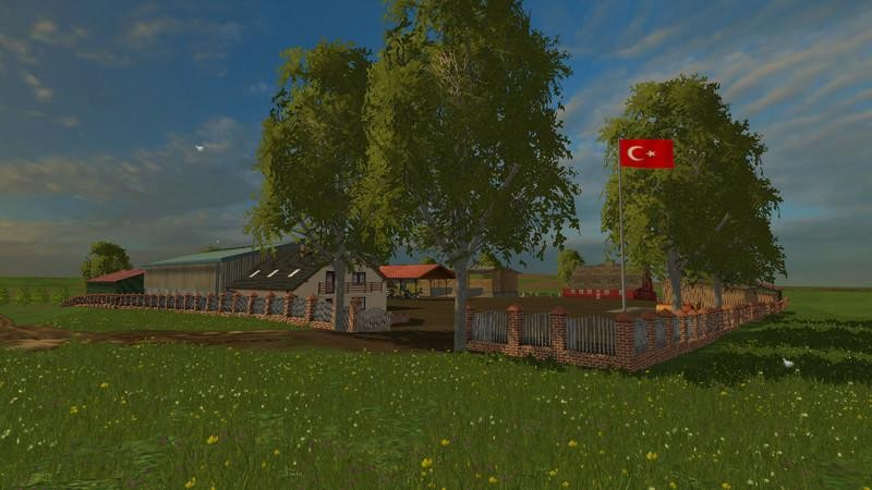 Карты для Карта Trakya Map v2.0.0 для Farming Simulator 2015