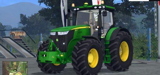 Тракторы для Мод-пак тракторов «John Deere 7R» для Farming Simulator 2015