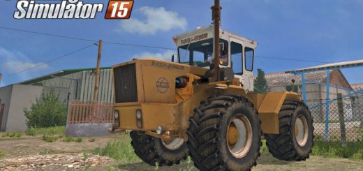 Тракторы для Мод трактор Raba-250 от SP для Farming Simulator 2015