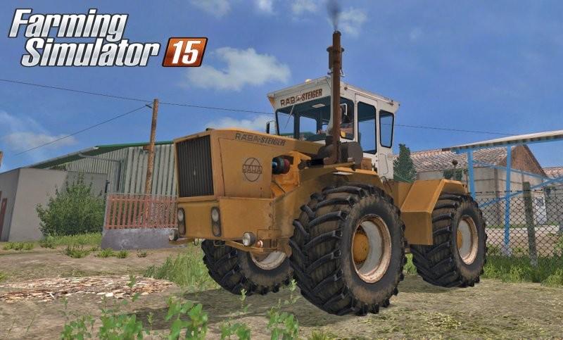 Тракторы для Мод трактор Raba-250 от SP для Farming Simulator 2015