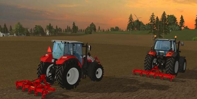 Культиваторы для Мод пак культиваторов Wifo Ks Cultivator Pack v 1.0 для Farming Simulator 2015