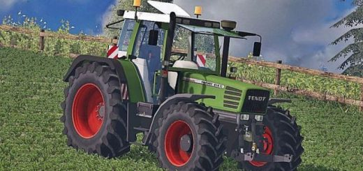 Тракторы для Мод трактор Fendt Favorit 515C  v 3.0 для Farming Simulator 2015