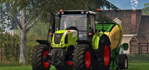 Тракторы для Мод трактор Claas Arion 620 v1.0 для Farming Simulator 2015