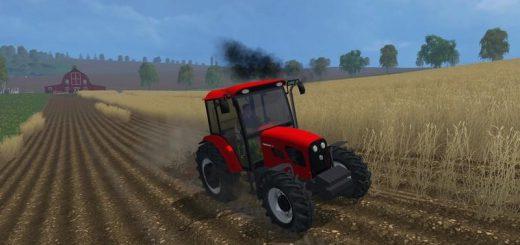 Тракторы для Мод трактор Tumosan 8105 4WD v2.0 для Farming Simulator 2015