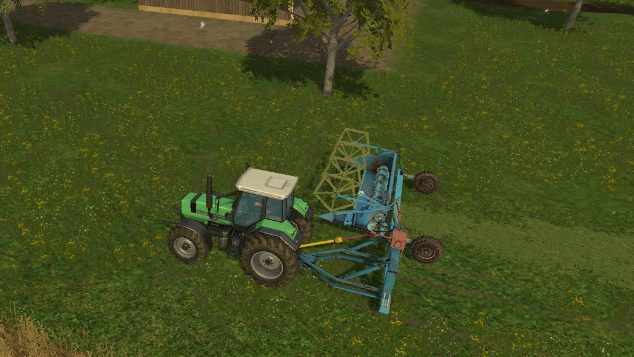 С/Х инвентарь для Мод «ЖВП 4.9» для Farming Simulator 2015