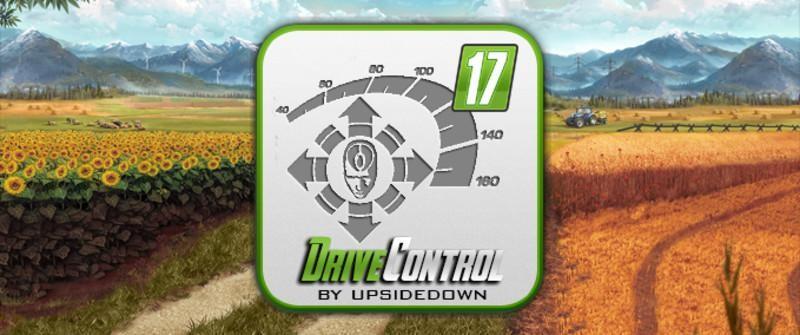 Другие моды для игры мод Мод «DriveControl v4.01» для Farming Simulator 2017