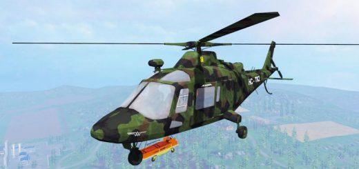 Другие моды для Мод вертолет Agusta A.109 [CAMO] v1.0 для Farming Simulator 2015