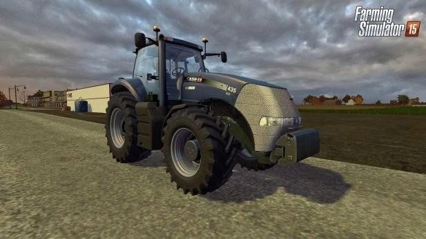 Тракторы для Мод трактор Case IH Magnum 435 CVT для Farming Simulator 2015