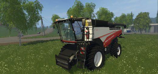 Русская техника для Мод комбайн «Полесье GS161» для Farming Simulator 2015