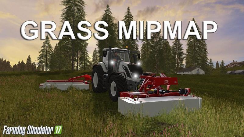Другие моды для игры мод Реалистичные текстуры культур для Farming Simulator 2017