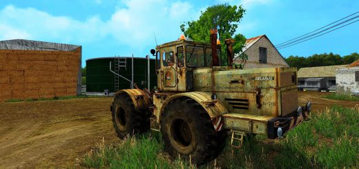Русская техника для Мод трактор К-701 «Кировец» (OLD EDITION) V2.0 для Farming Simulator 2015