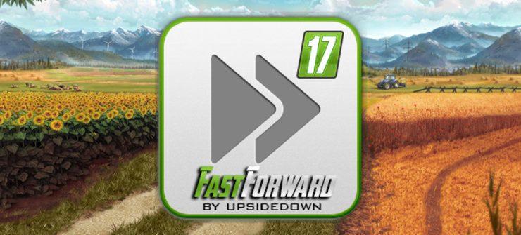 Другие моды для игры мод Мод «Скрипт Fast Forward v 2.1» для Farming Simulator 2017