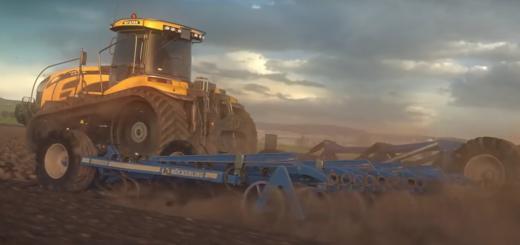Другие моды для игры мод Новый патч 1.2.1 для Farming Simulator 2017