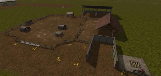 Карты для игры мод Мод «Чистая карта» для Farming Simulator 2017