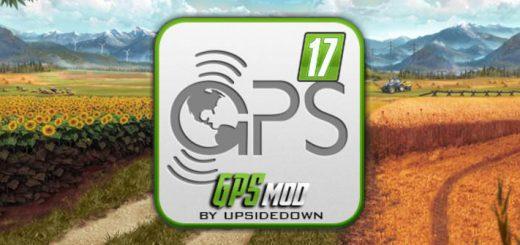 Другие моды для игры мод Мод GPS v 5.00 для Farming Simulator 2017