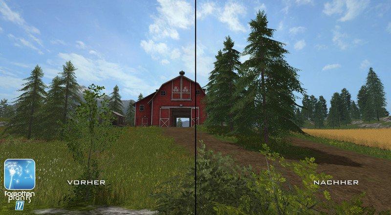 Другие моды для игры мод Мод на реалистичные текстуры для Farming Simulator 2017