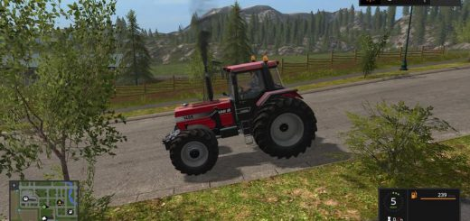 Тракторы для игры мод Мод трактор «Case IH 1455» V1.0 для Farming Simulator 2017