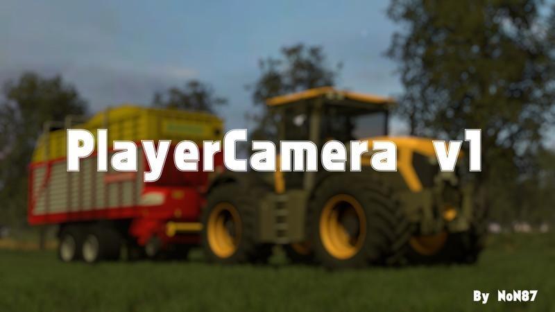 Другие моды для игры мод Мод на управление игровой камерой для Farming Simulator 2017